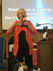 Suz preaching 1